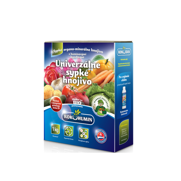 Rokohumin hnojivo UNIVERZAL 1kg image