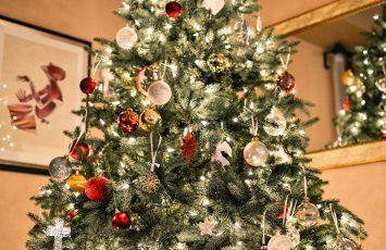 Ako skladovať vianočný stromček